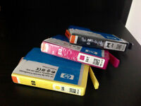 HP 564 Black, yellow, Magenta Ink Cartridges