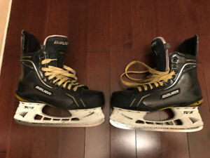 Hockey Skates - BAUER TOTAL ONE (8.5D)