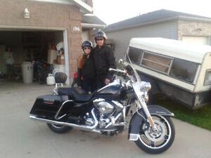 2009 Harley Davidson Road King Mint