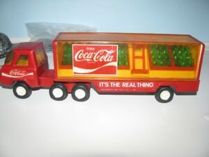 COCA COLA TRUCK  TRANSPORT TRUCK