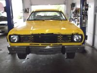 Plymouth Duster 1973 a vendre