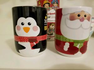 Christmas kitchen stuff