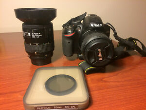 Nikon D3200 with 6 months warranty