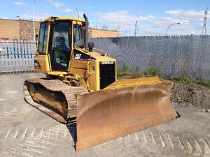 Bouteur Caterpillar D5G LGP Bulldozer