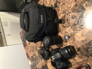 Canon Rebel T2i Kit