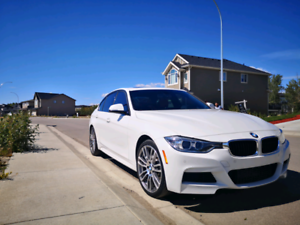 2013 BMW 335i X-Drive M package