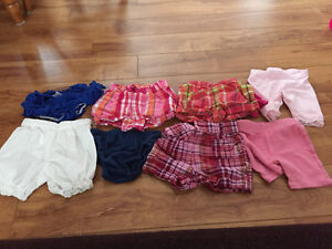 Girls 6-12 month summer clothes