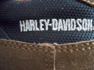 HARLEY DAVIDSON SHOES MENS SIZE 8 NEVER WORN Stratford Kitchener Area image 3