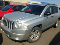 2007 Jeep Compass le SUV, Crossover