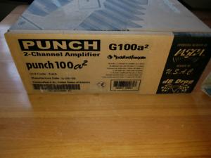 Rockford Fosgate punch amp BNIB