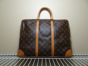 Authentic VINTAGE Louis Vuitton Briefcase