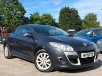 2010 RENAULT MEGANE 1.6 PETROL EXPRESSION COUPE, ONLY 48K MILES + FULL HISTORY !
