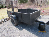 Utility/Motorcycle Trailer - Heavy Duty