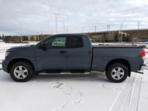2007 Tundra SR5 Double Cab 4x4 Low Kms