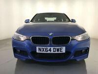2014 BMW 330D M SPORT AUTOMATIC DIESEL 4 DOOR SALOON 1 OWNER SERVICE HISTORY