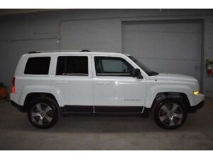 2017 Jeep Patriot HIGH ALTITUDE 4X4 - HEATED SEATS * LEATHER