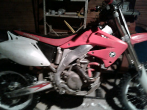 2004 crf 450r TRADES ONLY