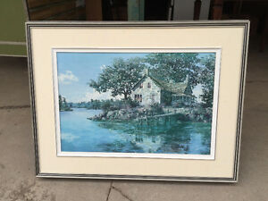 Beautiful Framed Picture Peterborough Peterborough Area image 5