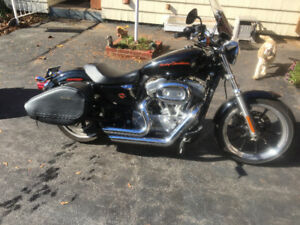 For sale H D motorcycle