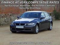 BMW 320 2.0TD 2005MY d SE s