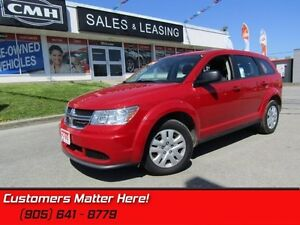 2014 Dodge Journey CVP/SE Plus   2.4L, WELL EQUIPPED, GREAT VALU