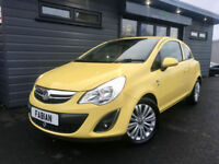 2011 61 Vauxhall Corsa 1.2i 16v Excite *Full Vauxhall Service- 1 Previous Owner*