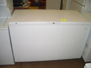 NEW AND USED FREEZERS! CHEST AND UPRIGHT AVAILABLE!