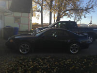 2002 Ford Mustang GT Coupe (2 door)