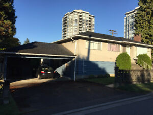 4 Bedroom, 2 Bathroom Home in South Coquitlam