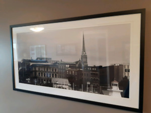 Framed Saint John Picture