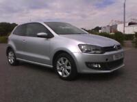 Volkswagen Polo 1.2 ( 60ps ) 2012 Match 64,000 miles