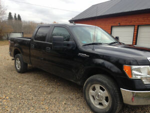 2011 Ford F-150 truck original owner lady driven 163,000km