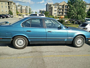 1990 BMW 5-Series 525i Great Condition, $3250 OBO