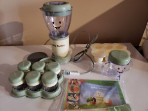 Robot culinaire BabyBullet