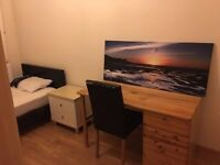 Big single room bill included 1 min to bounds green/bowes park station piccadilly line kings cross