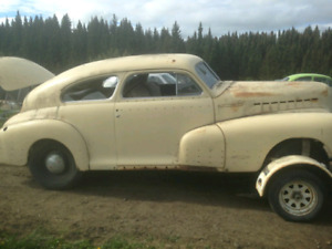 1946 Chevy coupe