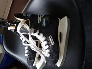Boys Bauer Charger Skates