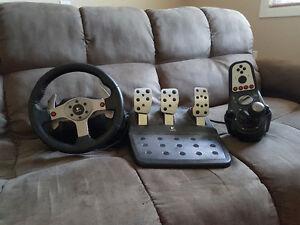 G25 Logitech Racing Wheel
