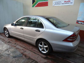 Mercedes-Benz C220 2.1TD 2001MY CDI Classic