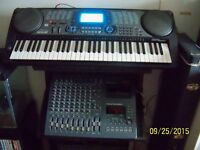 Clavier / synthétiseur  - Keyboard / synthesizer