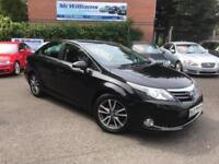 2012 Toyota Avensis 2.0 D-4D TR Saloon 4dr Diesel Manual (119 g/km, 126