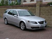 FINANCE AVAILABLE!!! 2006 SAAB 9-5 2.3 T VECTOR SPORT 5dr ESTATE AUTO, FSH,