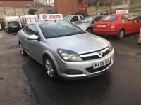 Vauxhall Astra Twin Top PETROL MANUAL 06/56 1.6cc GREAT LOW MILEAGE COVERTIBLE