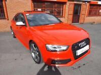 2012 62 AUDI S4 3.0 S4 QUATTRO BLACK EDITION 4D AUTO 329 BHP