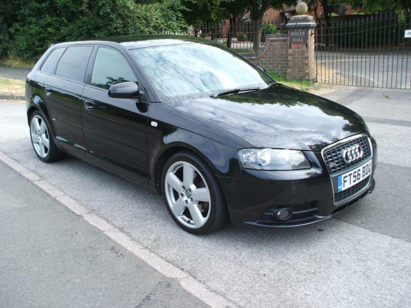audi a3 2 0tdi 170 6 speed sportback quattro s line in derby derbyshire gumtree. Black Bedroom Furniture Sets. Home Design Ideas