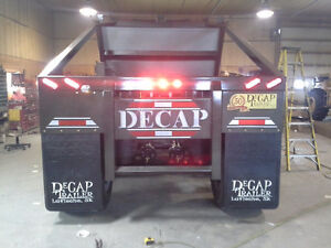 Belly Dump Trailers Direct From Factory Moose Jaw Regina Area image 4