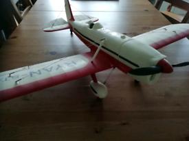 Rc Plane Max Thrust Ryan Low Wing