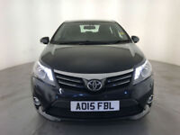 2015 TOYOTA AVENSIS EXCEL D-4D DIESEL 1 OWNER TOYOTA SERVICE HISTORY
