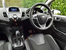 2013 Ford FIESTA 1.6 TITANIUM X Automatic Hatchback
