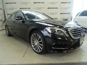 2015 Mercedes-Benz S550 4MATIC Sedan (SWB)